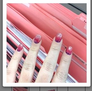Nuclear Fuchsian Nail Strips